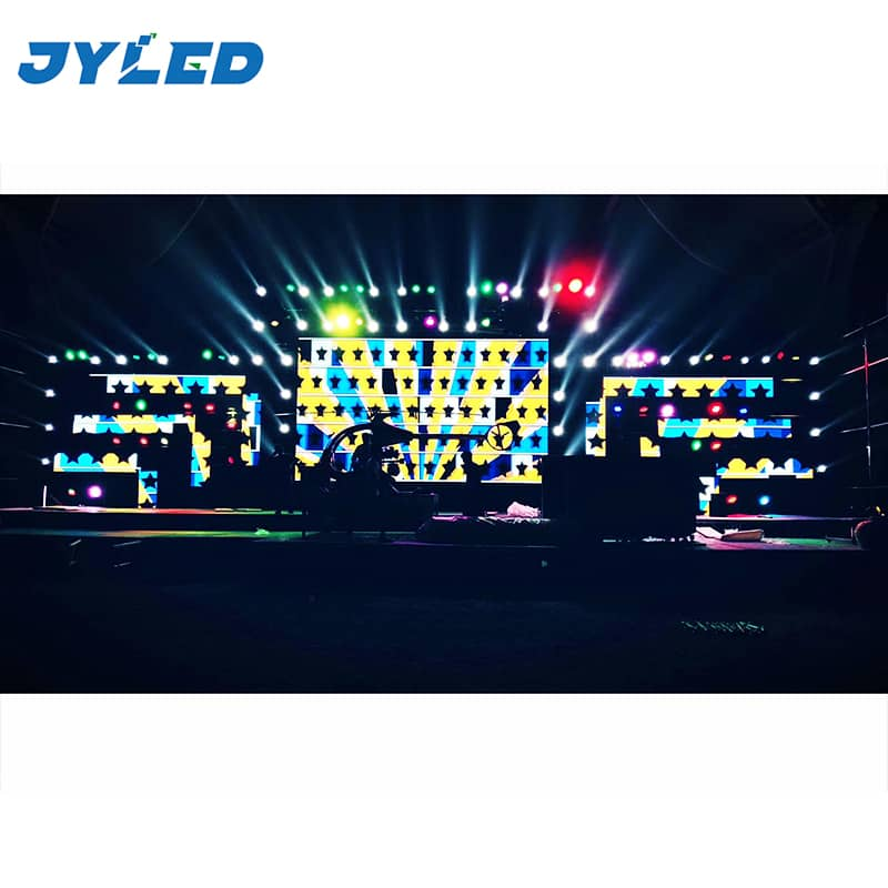 p3.91 indoor led display screen