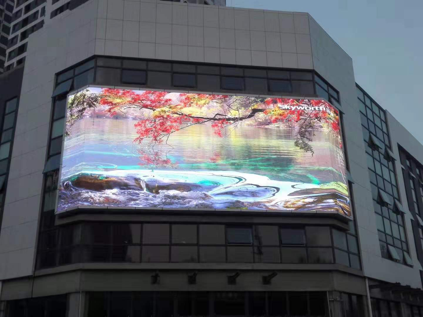 500x500mm Outdoor Full Color LED displays