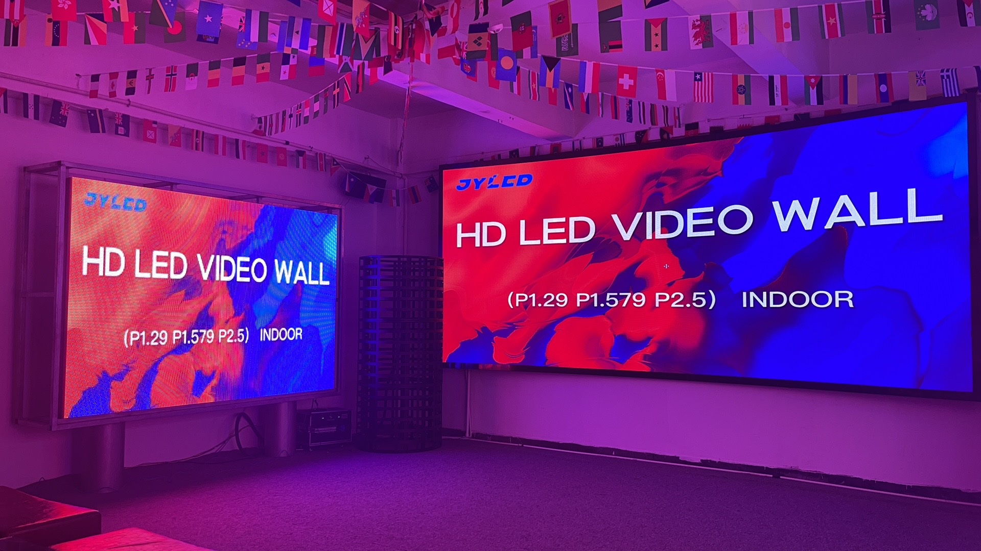 Indoor P2.5 Fixed Led screen
